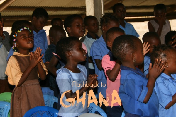 Mission trip to Ghana