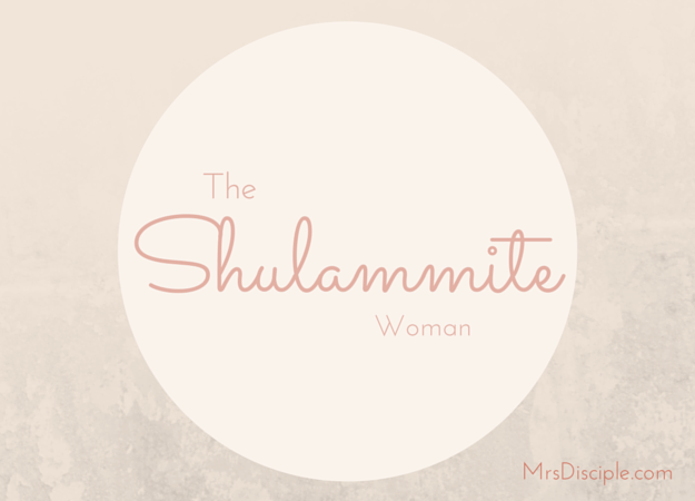 The Shulammite Woman