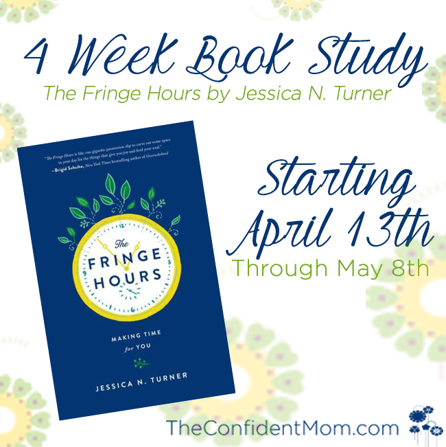 The Fringe Hours Book Study