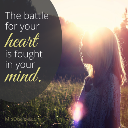 battle for your heart