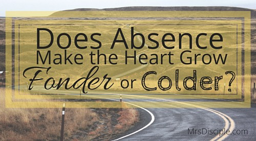 Fonder Make Does Heart Grow Absence The