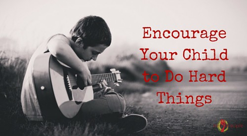 Encourage Your Child