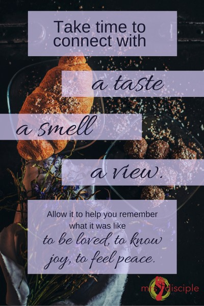 Flavor is deeply connected to our memories.