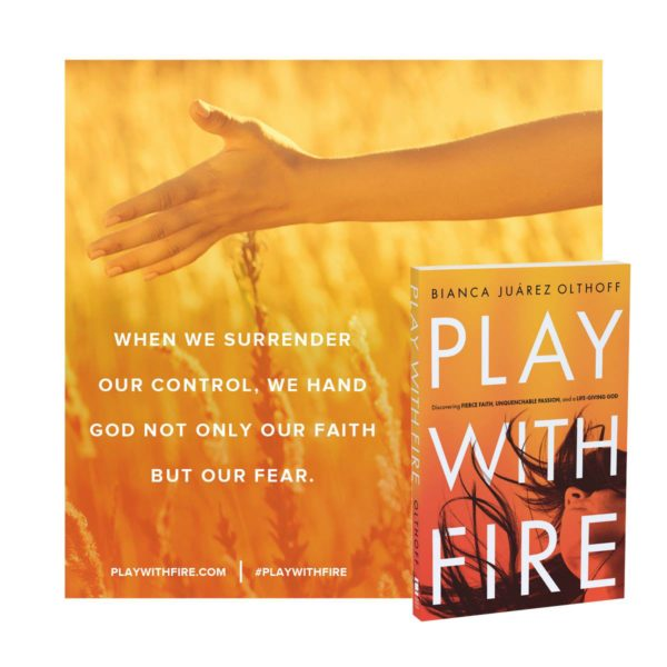 Play with Fire (Holy Spirit)