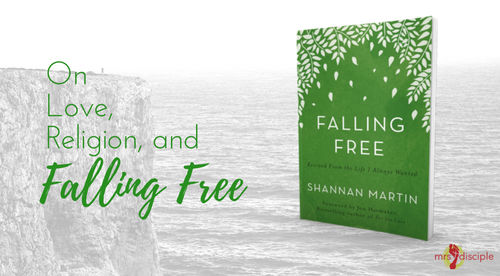 On Love, Religion, and Falling Free