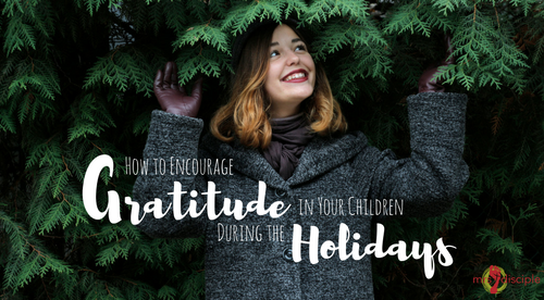 Gratitude During the Holidays