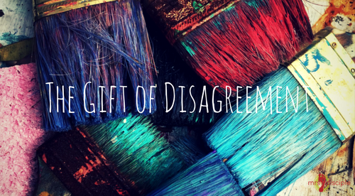 The Gift of Disagreement