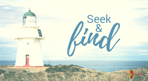 How to seek and find God
